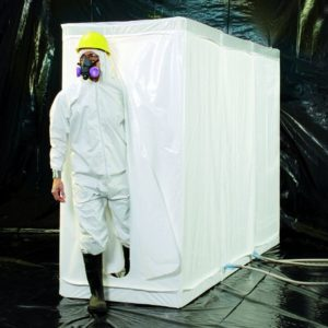 Sas de décontamination provisoire FILM PE 200µ