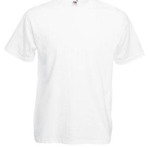 Tee-shirt blanc - Fruit of the Loom