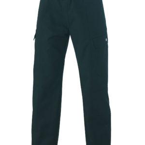 Pantalon de cuisine GUY Noir ou gris