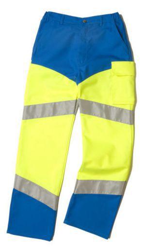 Pantalon de travail HV