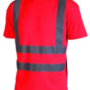 Tee shirt Haute Visibilité 3 bandes