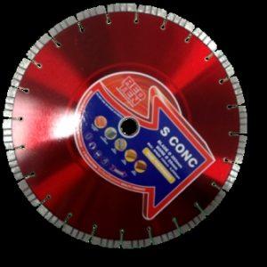 Disque diamants UNIVERSAL S-CONC - Ø350 mm