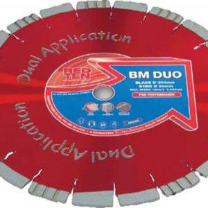 Disque diamants BM ASH - Ø300 mm