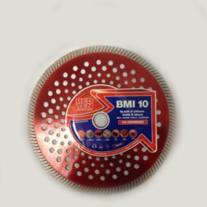 Disque diamants UNIVERSAL V2 BMI 10 - Ø125 mm