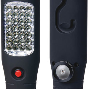 Baladeuse leds rechargeable