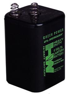 Batterie carrée 6V