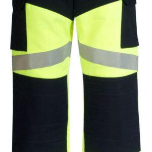 Pantalon Multirisques - Haute Visibilité ATEX