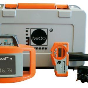 Laser rotatif NEDO ® 360° PRO 600HV