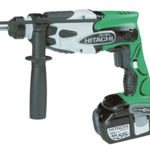 Pack de 2 machines HITACHI 18V Lithium ion