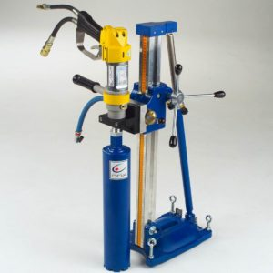Carotteuse hydraulique
