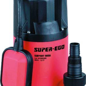 Pompe submersible SUPER EGO Subvort 900A PVC