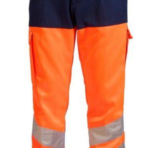 Pantalon de travail Haute Visibilité