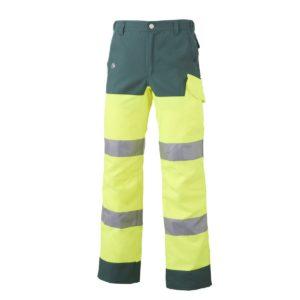 Pantalon confort HV entrejambe indéchirable
