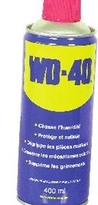 Dégrippant WD40 400 ml