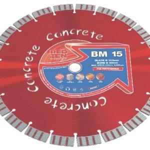 Disque diamants UNIVERSAL BM 15 - Ø 300 mm