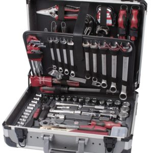 Caisse a outils complete 125 outils
