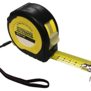 Mètre ruban anti-choc 8 m
