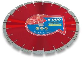 Disque diamants UNIVERSAL S-DUO - Ø 350 mm