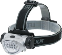 Lampe frontale 8 leds