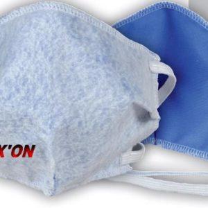 Masque de Protection Sanitaire COVID-19 - Lavable en machine à 60°