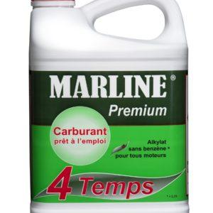 Carburant MARLINE PREMIUM pour moteur 4 temps