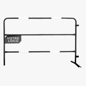 Barriere TP avec votre logo et Couleur