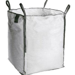 Palette de 300 Big Bag ECO CHANTIER-1M3-95X95X110-1500Kg - Fix'on